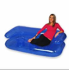Inflatable Sofa Blow Up Inflatable Furniture Full Sized 6 U0027 Inflatable Sofa Couch