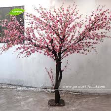 wedding wishing trees for sale gnw bls047 wedding wishing tree artificial flower trees