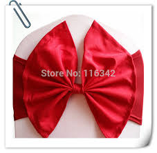 bows for chairs bows for chairs promotion shop for promotional bows for chairs on
