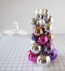 in a minute ornament tree in my own style