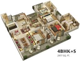 Types Of Floor Plans by Antriksh The Golf Address By The Antriksh Group In Sector 150