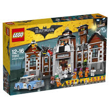 the lego batman movie arkham asylum 70912 toys