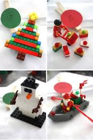 five lego christmas projects to build with instructions lego