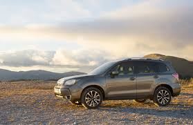 subaru winter subaru forester is ready for winter gets standard eyesight tech