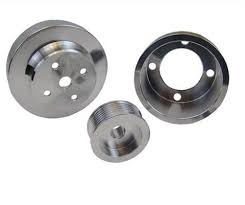 95 mustang gt underdrive pulleys mustang aluminum underdrive pulley kit 94 95 5 0 1554