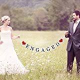 engagement photo props engagement announcement photo prop kit 10 count