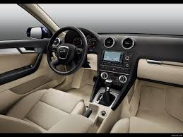 audi dashboard 2011 audi a3 sportback interior dashboard view wallpaper 12