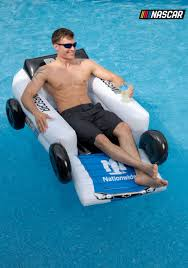 Dale Earnhardt Jr NASCAR Pool Lounger Chair