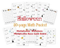 halloween extraordinary halloween math picture ideas free page