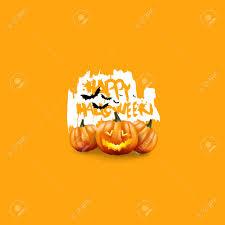 minimal halloween poster scary jack o lantern halloween pumpkin