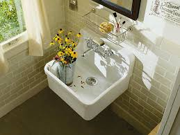Gilford Inch ApronFront Kitchen Sink K KOHLER - Kitchen sink in bathroom