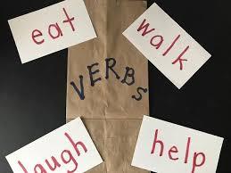 verbs verbs action words dr jean u0026 friends blog