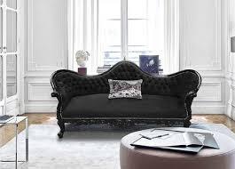autour d un canape exercice de style autour d un canapé noir paperblog