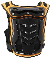 fox motocross chest protector fox racing youth proframe lc protector cycle gear