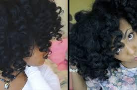 soft waves for short black hair natural hair tutorials