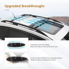 Subaru Forester 2014 Crossbars by Amazon Com Auxmart Roof Rack Cross Bars For Subaru Xv Crossstrek