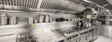 nettoyage cuisine nettoyage de hotte de cuisine commerciale à la vapeur sèche au