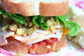 loaded thanksgiving sandwich budget savvy