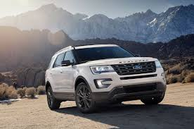 Ford Explorer Xlt 2015 - ford adds xlt sport appearance package to 2017 explorer