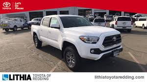 new toyota truck new toyota tacoma in redding ca inventory photos videos features