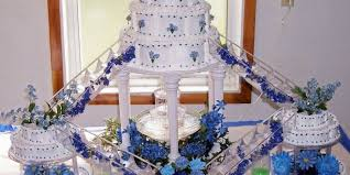wedding cakes with fountains unique wedding cakes designs