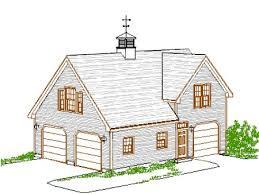 cottage style garage plans smith studios barn style garage plans bay w bdrm apt ag b oblique