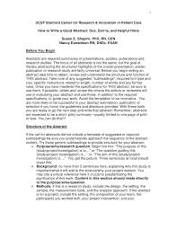 how do i write a dissertation abstract sample dissertation
