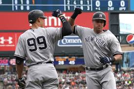 Aaron Judge Joins An Exclusive Club Of Yankees All Stars Pinstripe - can aaron judge other yankees rookies handle playoff pressure nj com