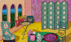 home decor gucci is launching a decor line and it s as fantastic as you d