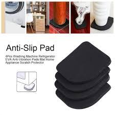 Anti Vibration Table by Aliexpress Com Buy 4pcs Washing Machine Anti Vibration Pad Eva