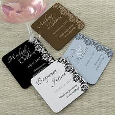 coaster favors personalized wedding favor coasters wedding