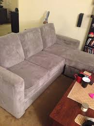 replacement sofa seat cushions how to replace your couch seat cushions snapguide