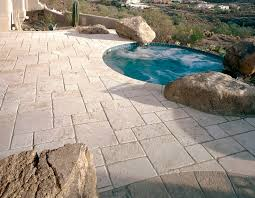 Travertine Patio Pools And Patios Durango Stone