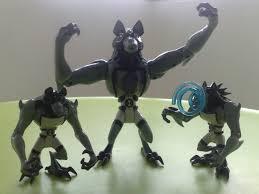 ben 10 benwolf toy