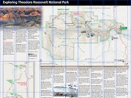 Grid Map Here U0027s Why National Parks Maps Are Some Of The Best U2013 Phenomena