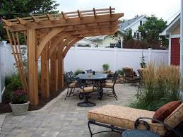 Patio Designs With Pergola by Best 20 Free Standing Pergola Ideas On Pinterest Free Standing