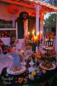 Outdoor Halloween Decorations Pinterest - outdoor halloween party halloween yard decoration easy to make