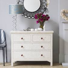 white chest of drawers bedroom home interior design