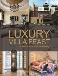 luxury villa feast international style villa design wang huanlan