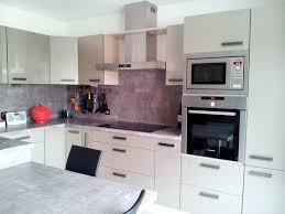 cuisine equipee blanche cuisine equipee blanche fabulous poignee meuble de cuisine pour