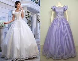 wedding dresses with purple detail king s court gowns designer replicas