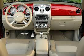 Interior Pt Cruiser 2006 Chrysler Pt Cruiser Vin 3a4fy58b06t364415 Autodetective Com