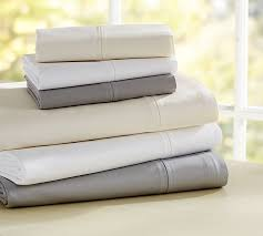 700 thread count sheet set pottery barn
