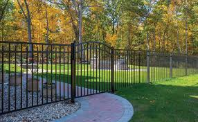 iron fencing ornamental wrought fence panels tropical metal nz
