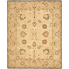 Green And Brown Area Rugs Amazon Com Safavieh Anatolia Collection An512d Handmade