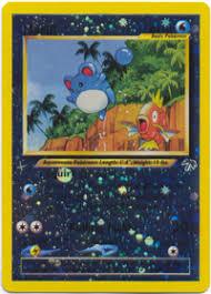 southern island holofoil promo card marill 11 18
