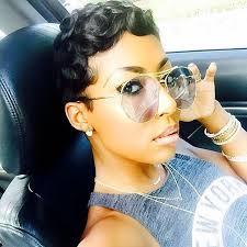 how to do pin curls on black women s hair pin curl short hair cut best short hair 2017