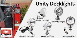 Teardrop Cab Lights by Welcome To Unityusa Com