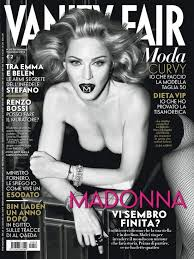 Vanity Fair Latest Issue Vanity Fair Today In Madonna History