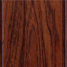 Laminate Flooring Hand Scraped Home Legend Hand Scraped Hickory Tuscany 3 8 In T X 4 3 4 In W X